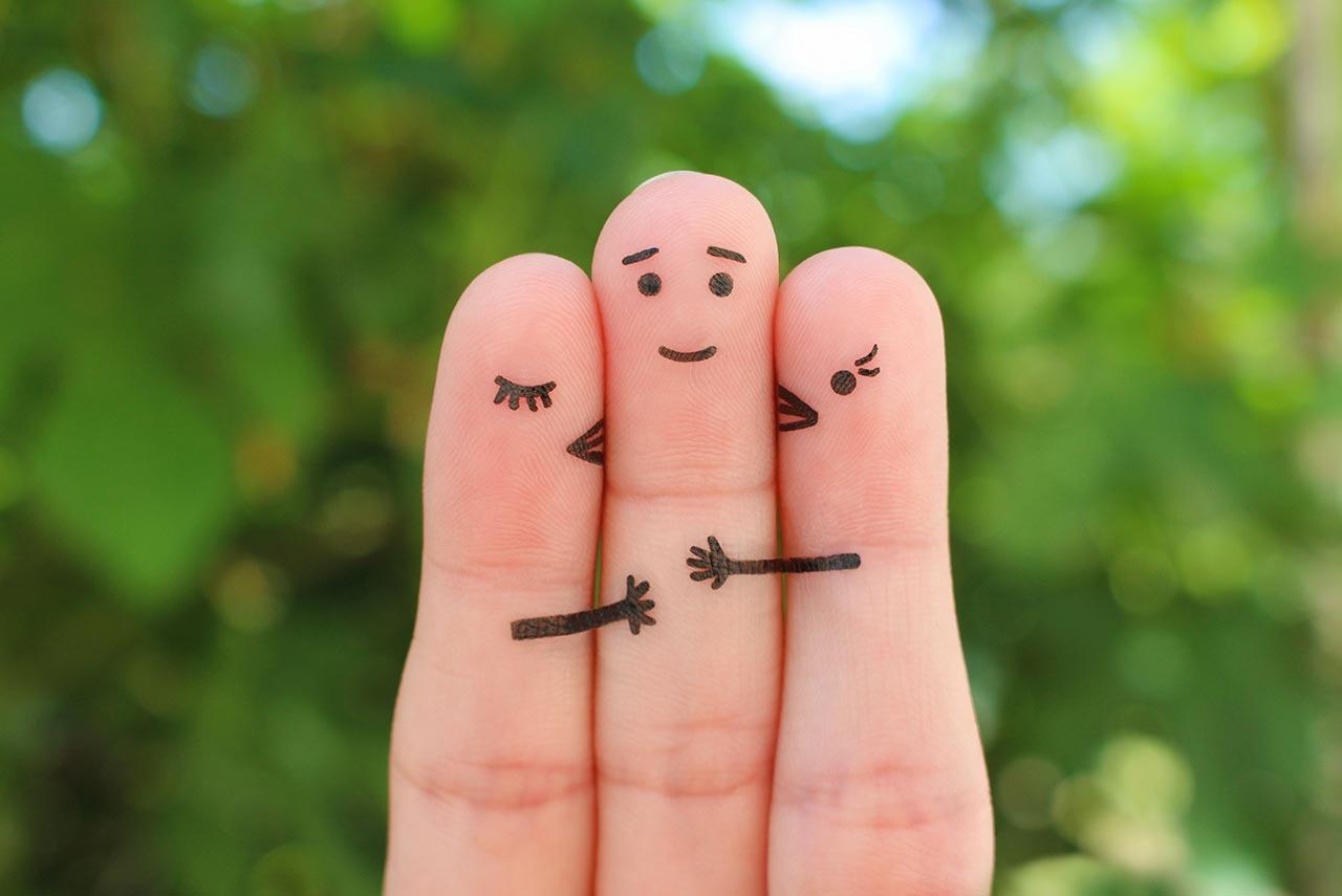 發現夫外遇好閨蜜!正宮反興奮共享「三人生活」