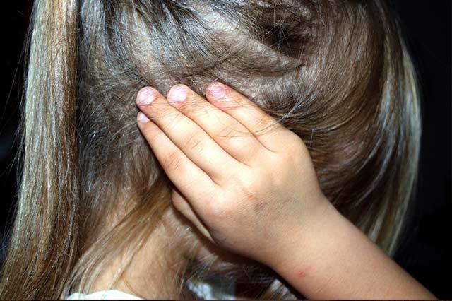 家庭暴力下的影響