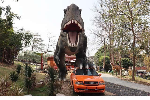 百果山恐龍樂園