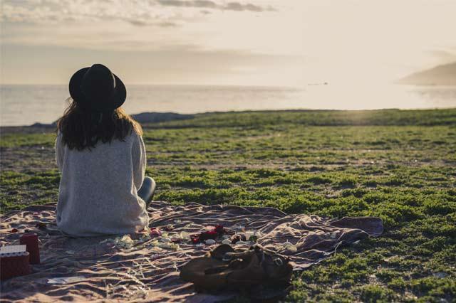 暫別戀愛關係,學會跟自己相處