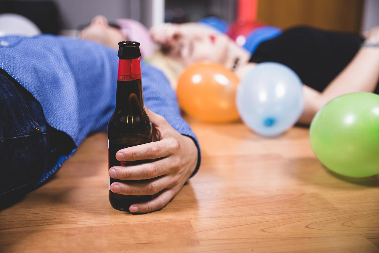 了解底線,避免每喝必宿醉