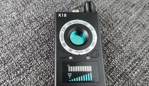 反針孔、GPS訊號掃描儀