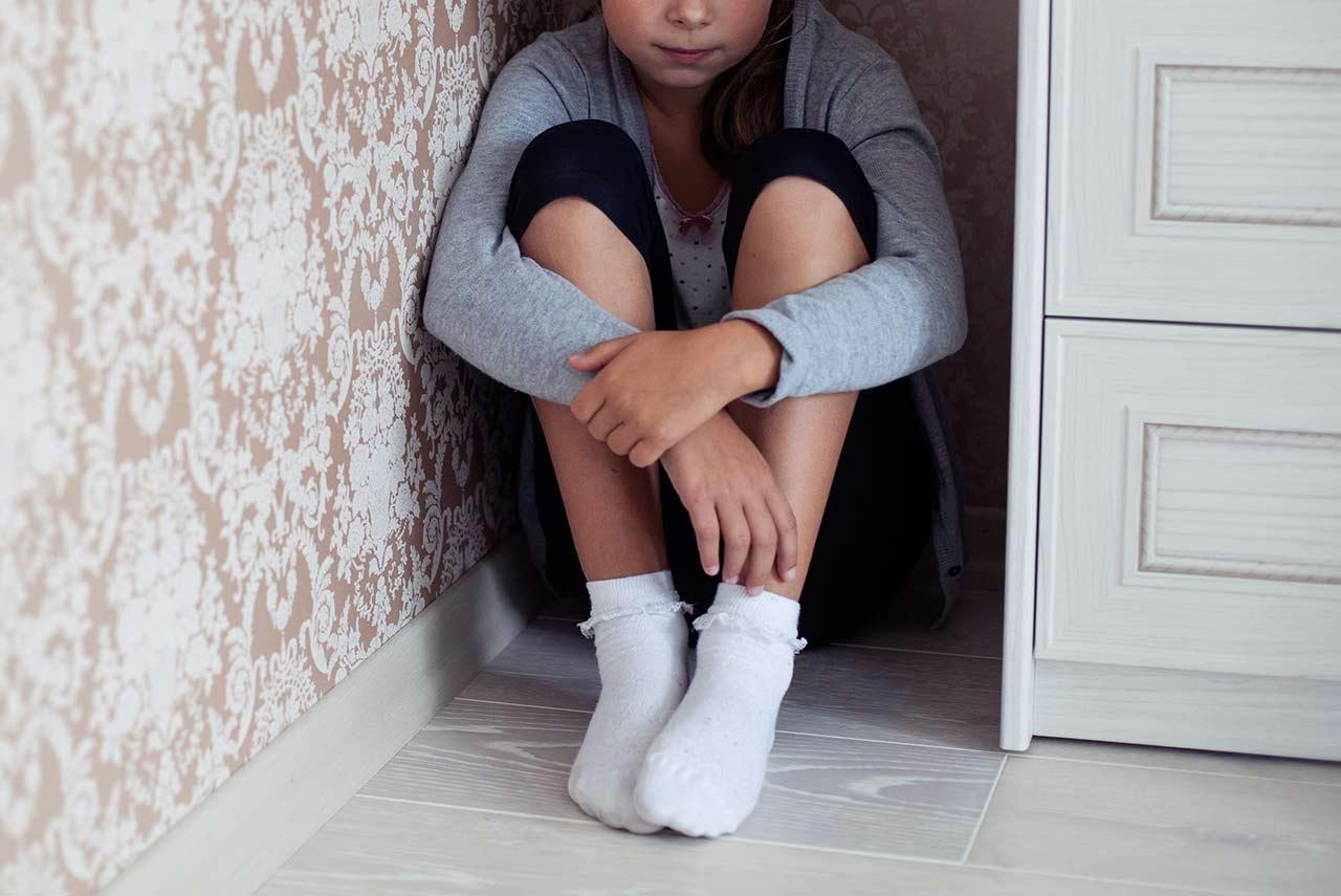 關於家庭暴力影響