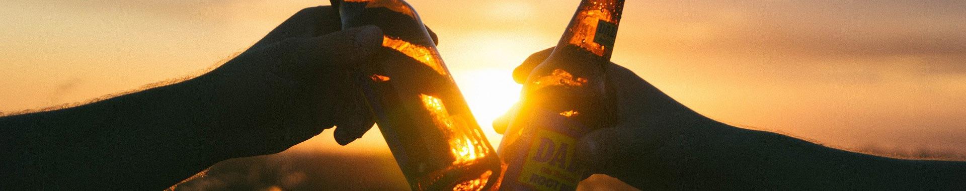 酒精是一種容易上癮的飲料