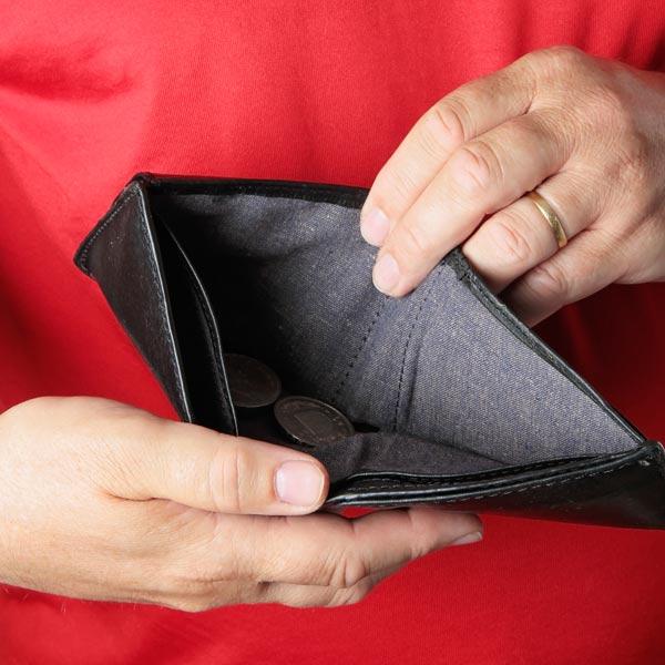 沒有收入也沒財產,也可以聲請清算
