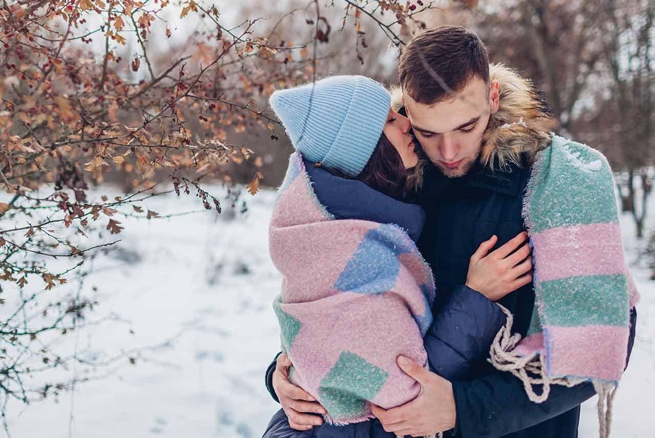年關將近天氣變冷 想要結婚的人就多了